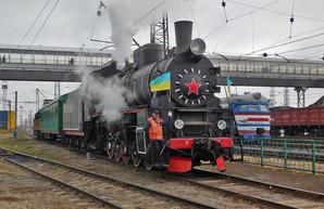 В воскресенье в Харькове будет курсировать ретро-поезд