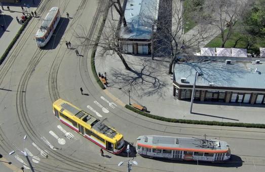 В Одессе заново запустили сервис онлайн-навигации городского электротранспорта