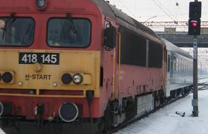 Поезд «Интерсити» Будапешт – Мукачево наращивает пассажиропоток
