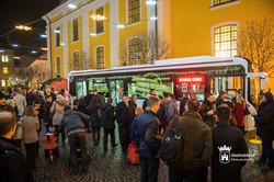 Легендарный венгерский «Ikarus» представил свой первый электробус