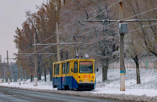 На развитие трамвая в Каменском в ближайшие годы планируют потратить больше трети миллиарда гривен