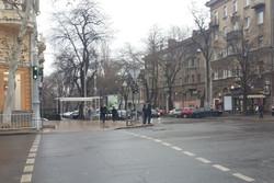В Одессе на улице Ришельевской появились новые светофоры
