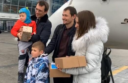 Украинские аэропорты уже обслужили больше 20 миллионов пассажиров