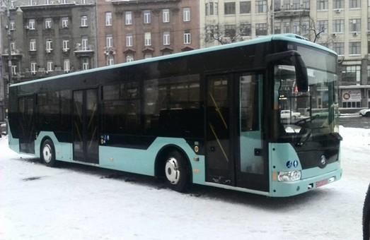 «Эталон» выпустил новый городской автобус большого класса «Астра»