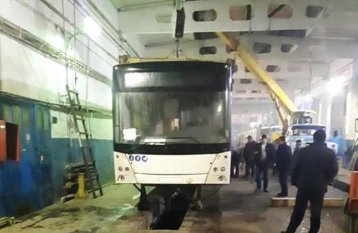 Винницкая транспортная компания будет строить троллейбусы
