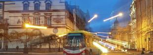 Одесский электротранспорт набирает популярность среди пассажиров