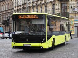 Как в 2018 году обновлялся общественный транспорт Львова