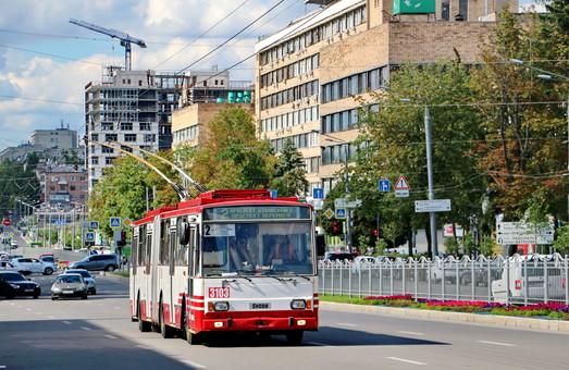 В Харькове растет популярность электротранспорта