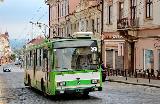 Черновцы в 2019 году хотят приобрести 30 троллейбусов из Европы