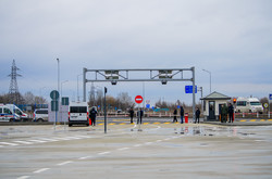 Как выглядит открытый президентом и премьером пункт пропуска на границе Украины и Молдовы (ФОТО, ВИДЕО)