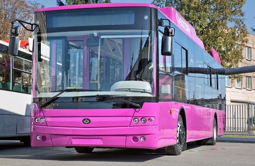 Как Кременчуг обновлял в 2018 свой троллейбусный парк
