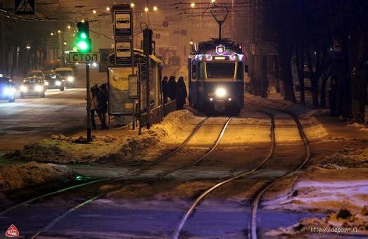 В Виннице на зимние праздники можно бесплатно ездить в общественном транспорте