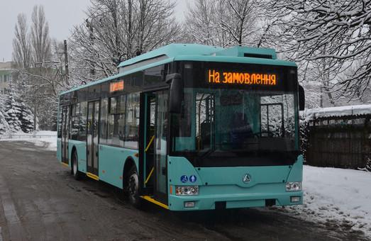В Чернигове с 15 января подорожает проезд в троллейбусах
