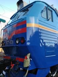 Запорожский электровозоремонтный завод за декабрь 2018 года завершил капитально-восстановительный ремонт пяти локомотивов
