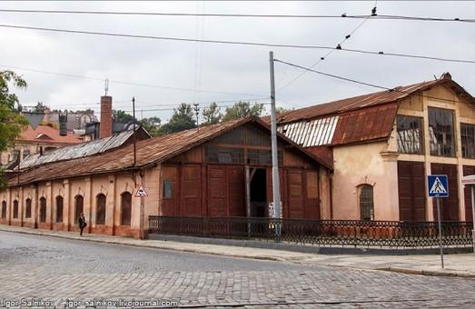 Старейшее из сохранившихся в Украине трамвайных депо превратят в «креативное пространство»