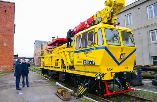 Ивано-Франковский локомотиворемонтные завод наращивает объемы производства