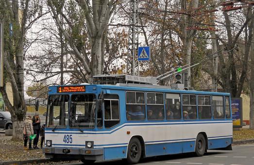 «Херсонэлектротранс» хочет приобрести два «бэушных» троллейбуса