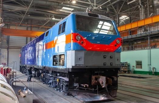 Четыре тепловоза «General Electric» ТЕ33АС скоро приступят к работе на Одесской железной дороге