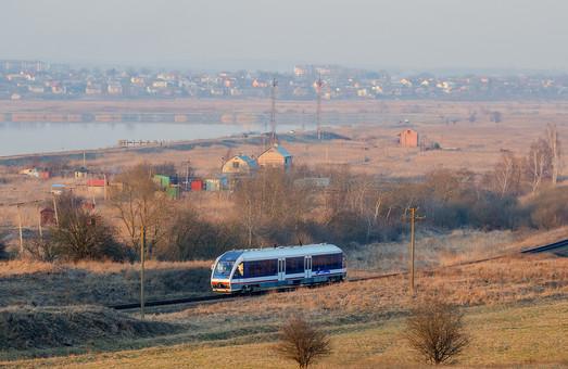Поезд Львов – Луцк – Киверцы временно не будет курсировать