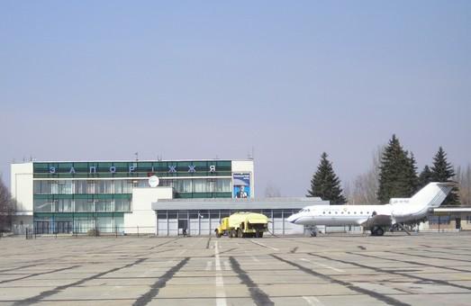 Аэропорт Запорожья в 2018 году обслужил больше 400 тысяч пассажиров