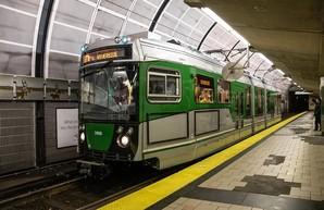 Бостон получил новые трамваи фирмы «CAF»