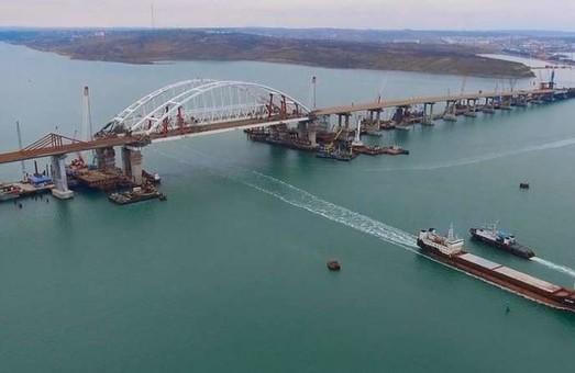 У Путина отложили открытие железнодорожного сообщения с Крымом по Керченскому мосту