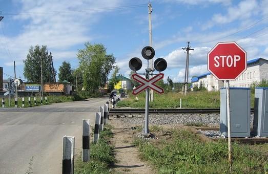 В «Укрзализныце» сообщили статистику ДТП на железнодорожных переездах