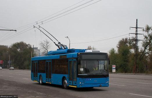 В Краматорске открыли курсы водителей троллейбуса