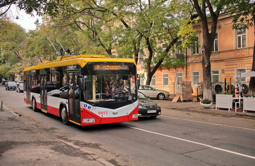 За 10 месяцев прошлого года одесский электротранспорт увеличил объем перевозок почти на 10%