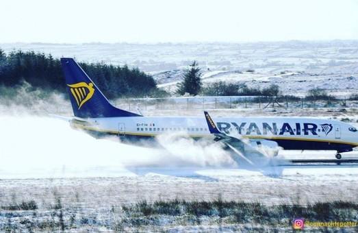 Англичане назвали «Ryanair» худшей авиакомпанией в 2018 году