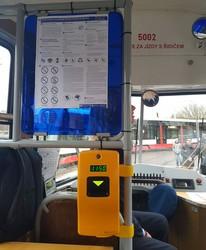 По улицам Праги курсирует ретро-трамвай «Tatra T1» (ФОТО)