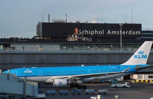 Голландская авиакомпания «KLM» хочет летать из Львова в Амстердам