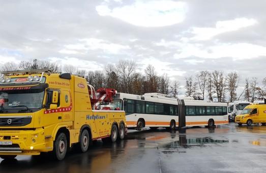 Ивано-Франковск в 2019 году купит 18 «бэушных» троллейбусов