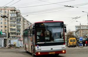 Украинские производители задерживают поставки общественного транспорта