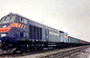 Тепловозы ТЕ33АС «Тризуб» уже начали работу на Одесской железной дороге
