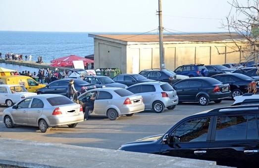 За счет парковочного сбора в бюджет Одессы поступило более 25 миллионов гривен
