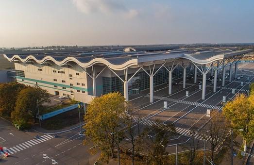 Одесский аэропорт в 2018 году обслужил почти полтора миллиона пассажиров