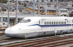 Японцы начинают испытывать новый высокоскоростной поезд