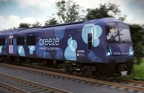 В Великобритании могут появиться пригородные поезда на водородном топливе