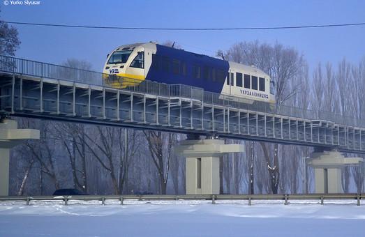 Первые итоги железнодорожного экспресса в аэропорт Борисполь