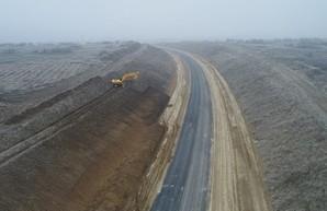 Объездная дорога в Рени уже готова, однако ее все еще не открывают