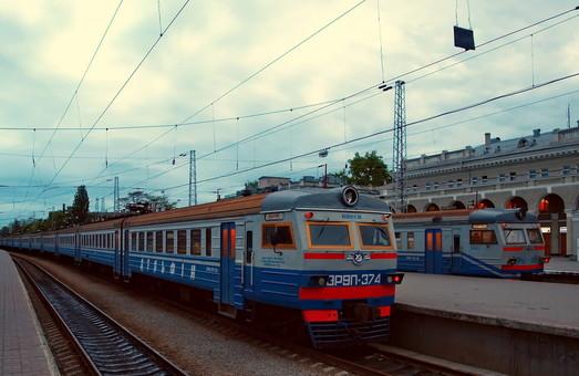 Одесские железнодорожники получают меньше половины компенсации за перевозку пассажиров-льготников