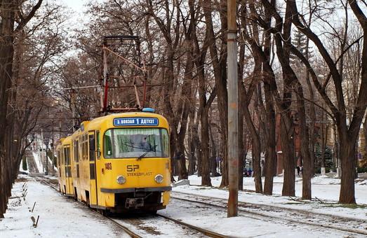 КП «Днепровский электротранспорт» получило престижную награду