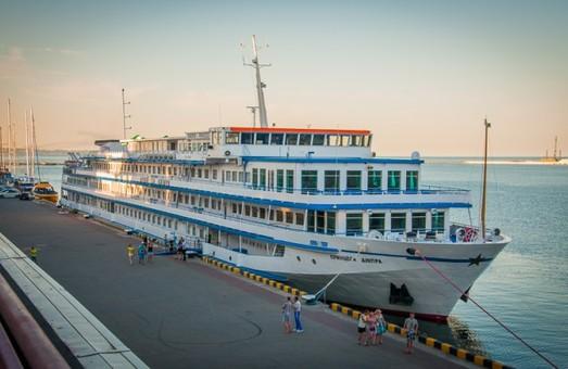 Одесский порт – лидер по пассажиропотоку в Украине