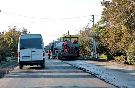 Стало известно, какие дороги в Одесской области будут ремонтировать в первую очередь