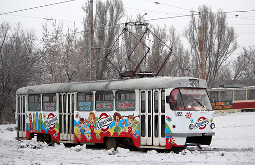 В Каменском проведут проверку деятельности КП «Трамвай»
