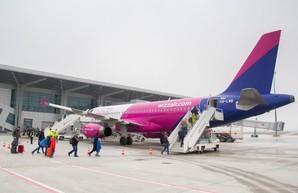 «Wizz Air» временно отменяет полеты из Харькова в Лондон