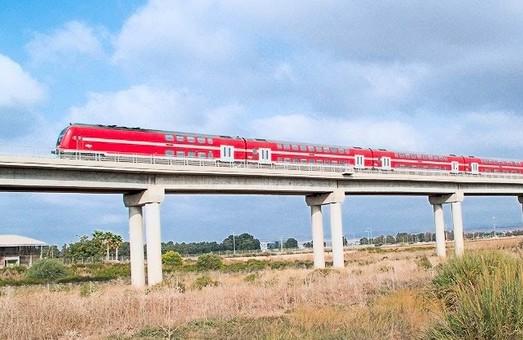 В Израиле построят новую железную дорогу