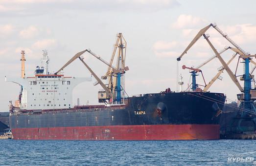 В порту Южный под Одесской рассказали про результаты работы в прошлом году