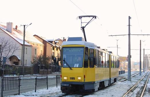 Во Львове уволилось все руководство городского электротранспорта?